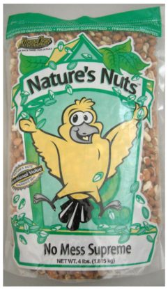 Nature's Nuts Wild Bird Products – Chuckanut Products